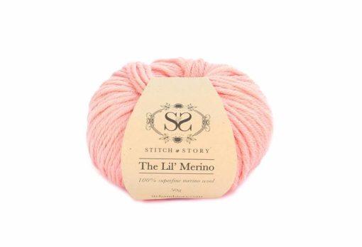 Stitsc&Story Lil Merino Wool Blush Pink