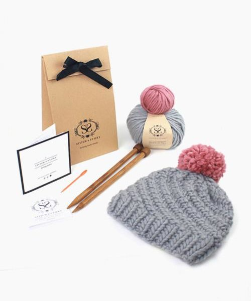 Stitch&Story Luca Pom Hat