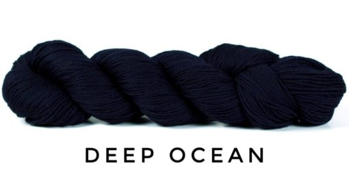 Rosy Green Wool Cheeky Merino Joy Deep Ocean
