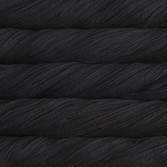 Malabrigo Sock Black