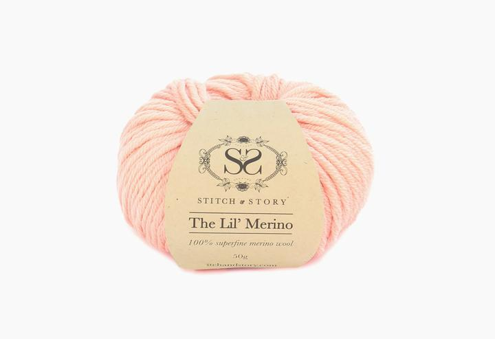 Stitsc&Story Lil Merino Wool Peach Pink