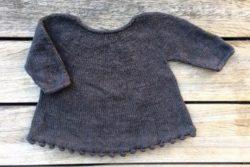 Knitting for Olive Bell Blouse – neulepusero (ohje)