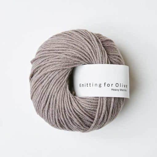 Knitting for Olive Heavy Merino Taupe