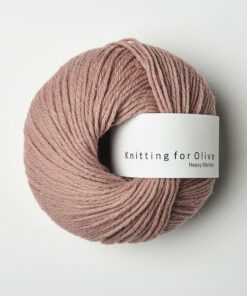 Knitting for Olive Heavy Merino Gammelrosa