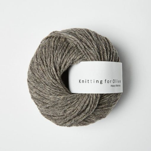 Knitting_for Olive Heavy Merino Stovet Elg