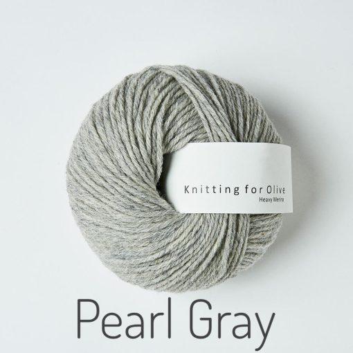 Knitting for Olive Heavy Merino Pearl Gray