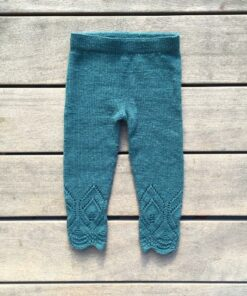 Knitting for Olive -lasten neulelegginsit