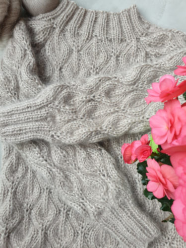 Knitting for Olive Olive Sweater - Lankakauppa Anna&Eila