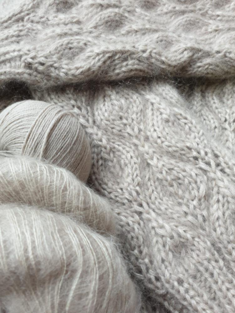 Olive Sweater Lankakauppa Anna&Eila