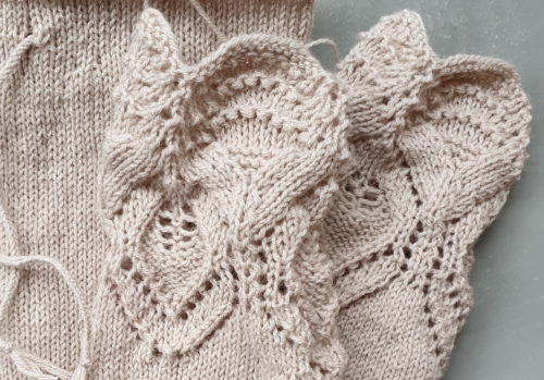 knitting for olive laceleggins