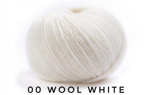 Lamana Milano 00 Wool White