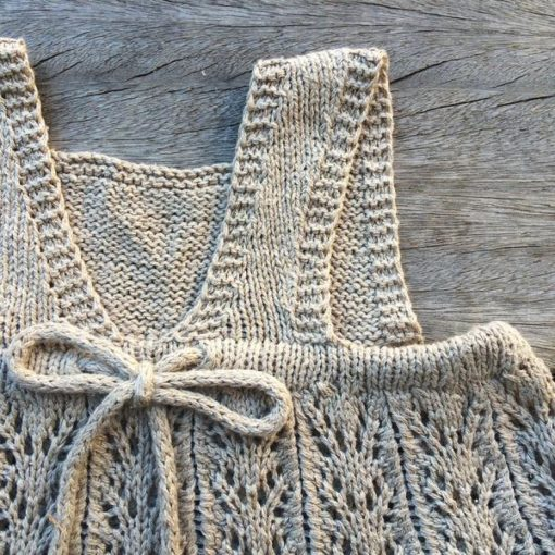 Knitting for olive summer lace dress