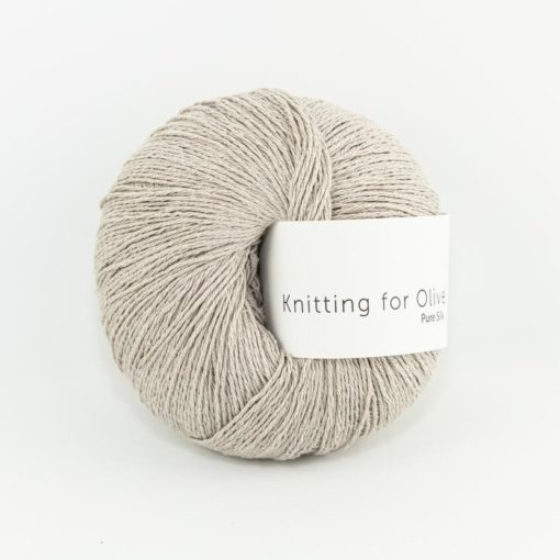 Knitting for Olive Pure Silk_Powder_Pudder