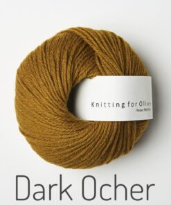 Knitting for Olive Heavy Merino Dark Ocher