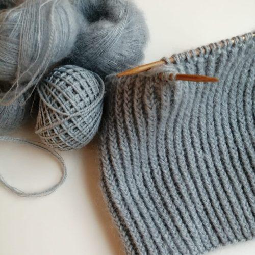 Deluxe Silk Mohair ja Organic Wool1 värissä 25