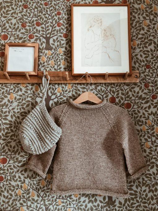 Nukka Handmade Ensi -villapaita
