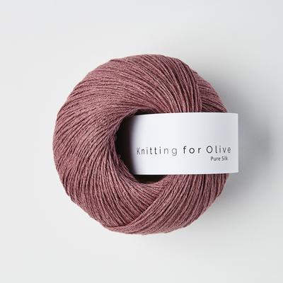 Knitting_for_olive_puresilk_blomme_plum rose