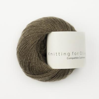 Knitting for Olive Compatible_Cashmere_Bark