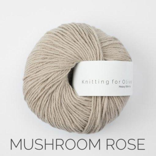 Knitting_for_olive_heavymerino mushroom rose
