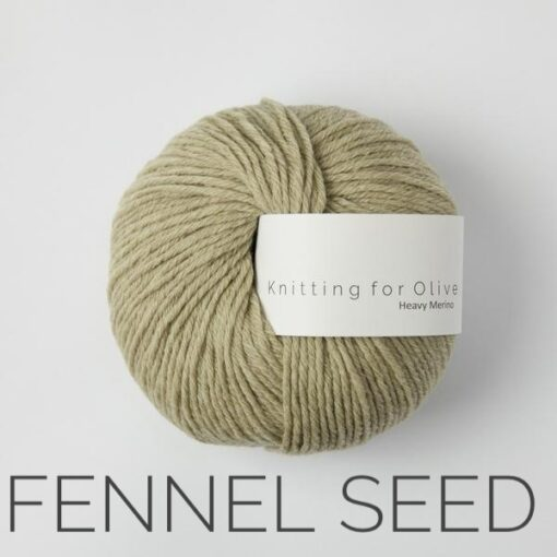Knitting_for_olive_heavymerino fennel seed
